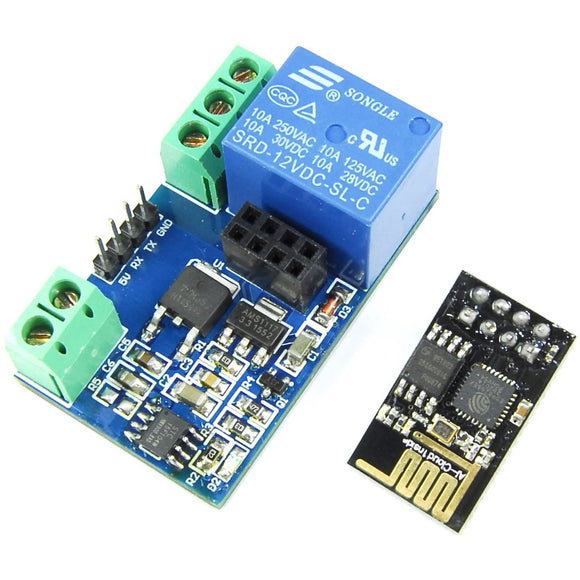 LC Technology 1 ch.Wifi Relay Module