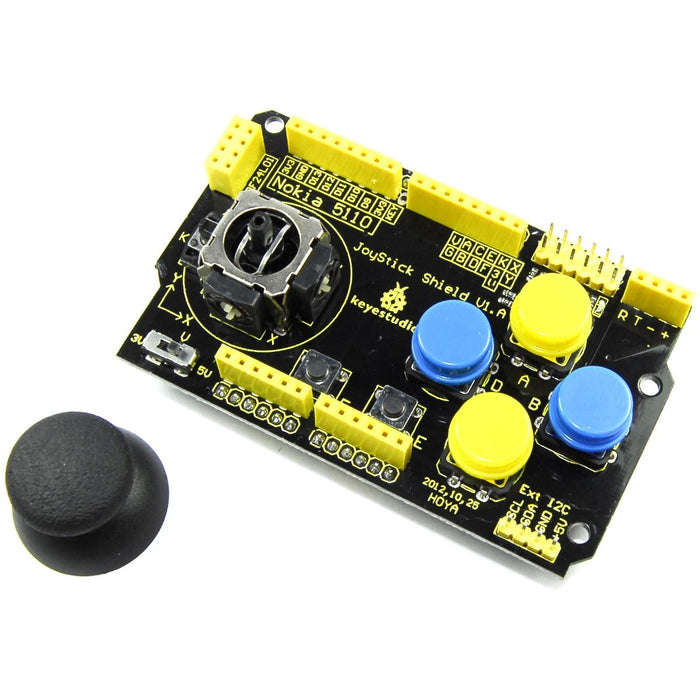 Keyestudio Joystick Keypad Shield