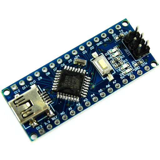 LC Technology ATmega328P Board 16MHz NANO FT (Arduino-Compatible)