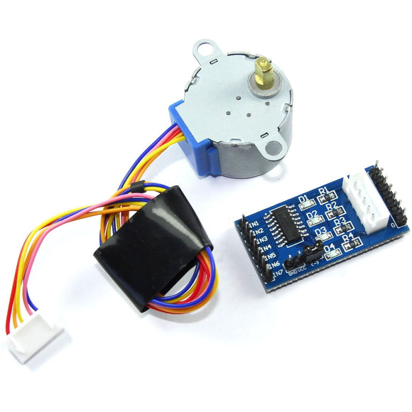 LC Technology ULN2003 Stepper Motor Set Driver