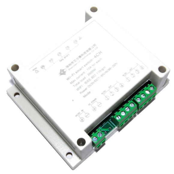 LC Technology 4 ch.Smart Switch