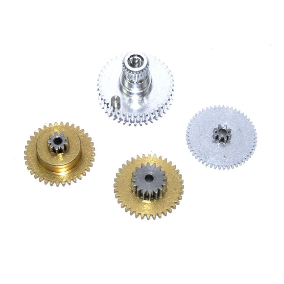 TowerPro MG996R MG946R Gear Set - Aluminium
