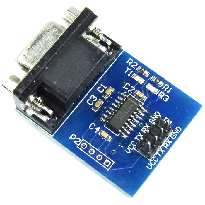 LC Technology RS232 Serial Module
