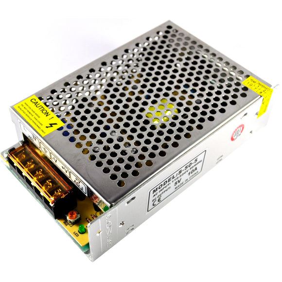 5V 10A S-50-5 Powersupply Unit