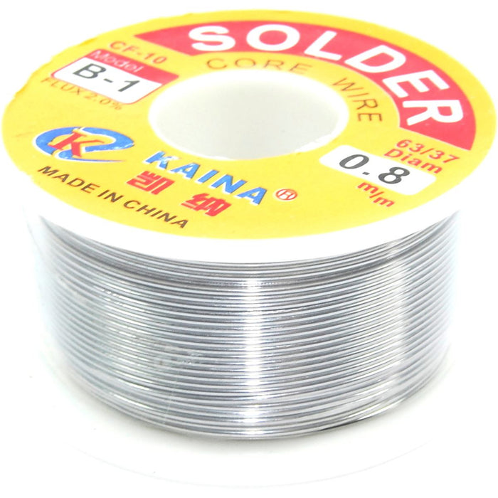 0.8mm 100g Solder Roll - 2% Flux