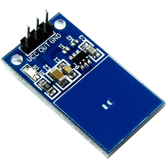 LC Technology TTP223 Capacitive Touch Sensor Module
