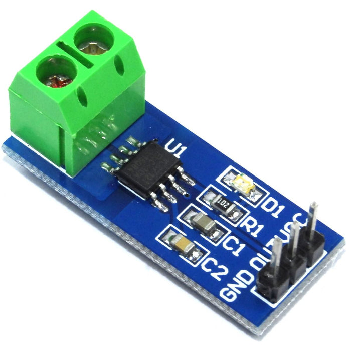 ACS712ELC-30A 30A Current Sensor Module