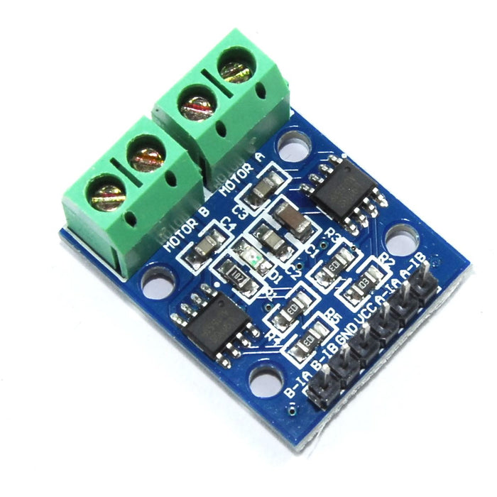 LC Technology L9110 Motor Driver Module