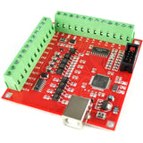 4 Axis USB CNC Controller (MACH3-Compatible)