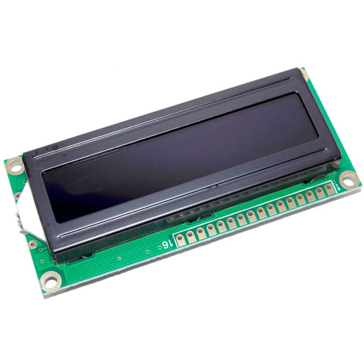 1602A Red LCD Module - Black Backlight - HD44780
