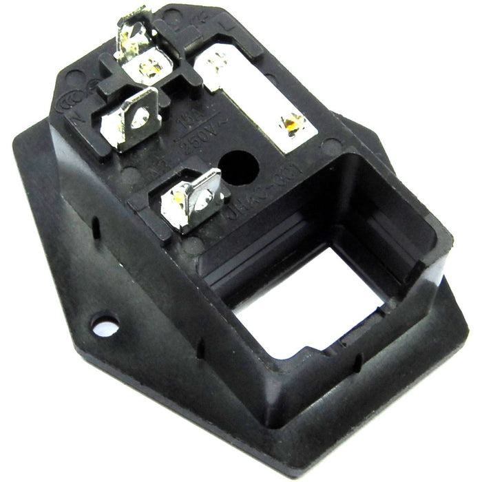ICE320 C14 Switched Fused Power Socket