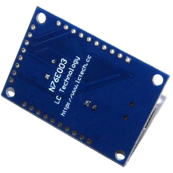LC Technology N76E003AT20 Development Board
