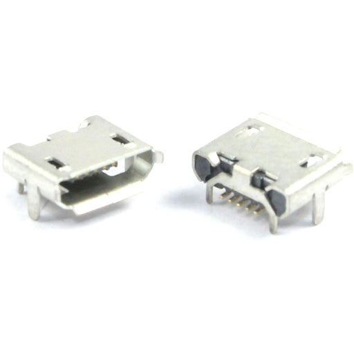 2pcs USB Micro SMD Connector