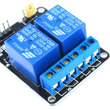 5V 2 Channel Relay Module