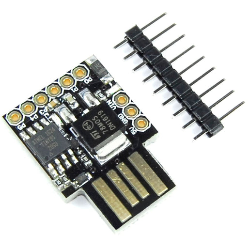 Attiny85 Microcontroller (Digispark-Compatible)