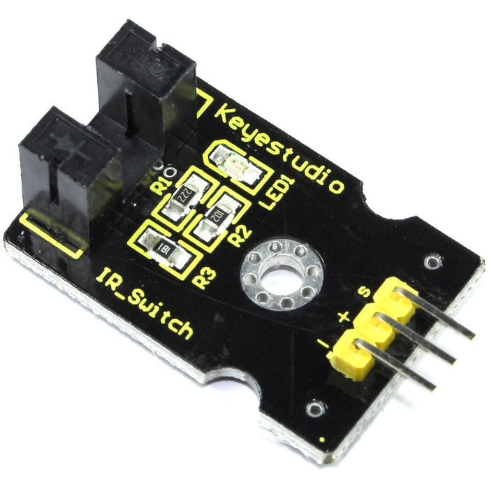 Keyestudio Slotted Speed Sensor Module