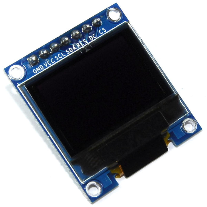 "0.96"" 96x64 65K Colour OLED Display Module"