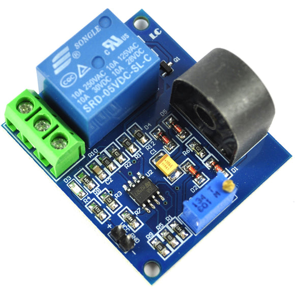 LC Technology 5V 5A Over-current Protection Relay Module
