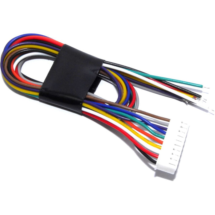 JST XH Wired Connector - 30cm Lead - 2.50mm Female - 2 3 4 5 6 7 9 10pin
