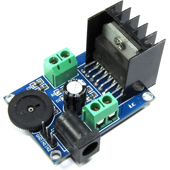LC Technology TDA7297 30W Dual Channel Audio Amplifier Module