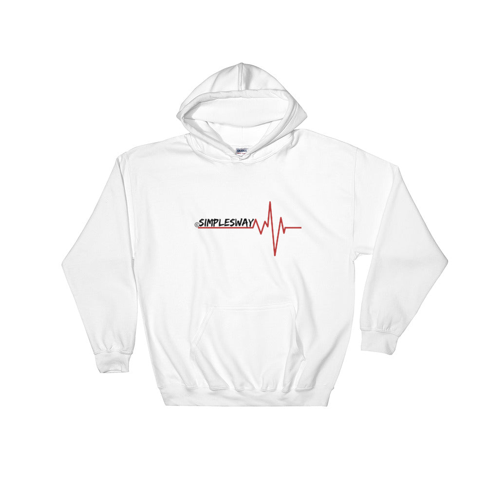 White Pulse Collection Pullover