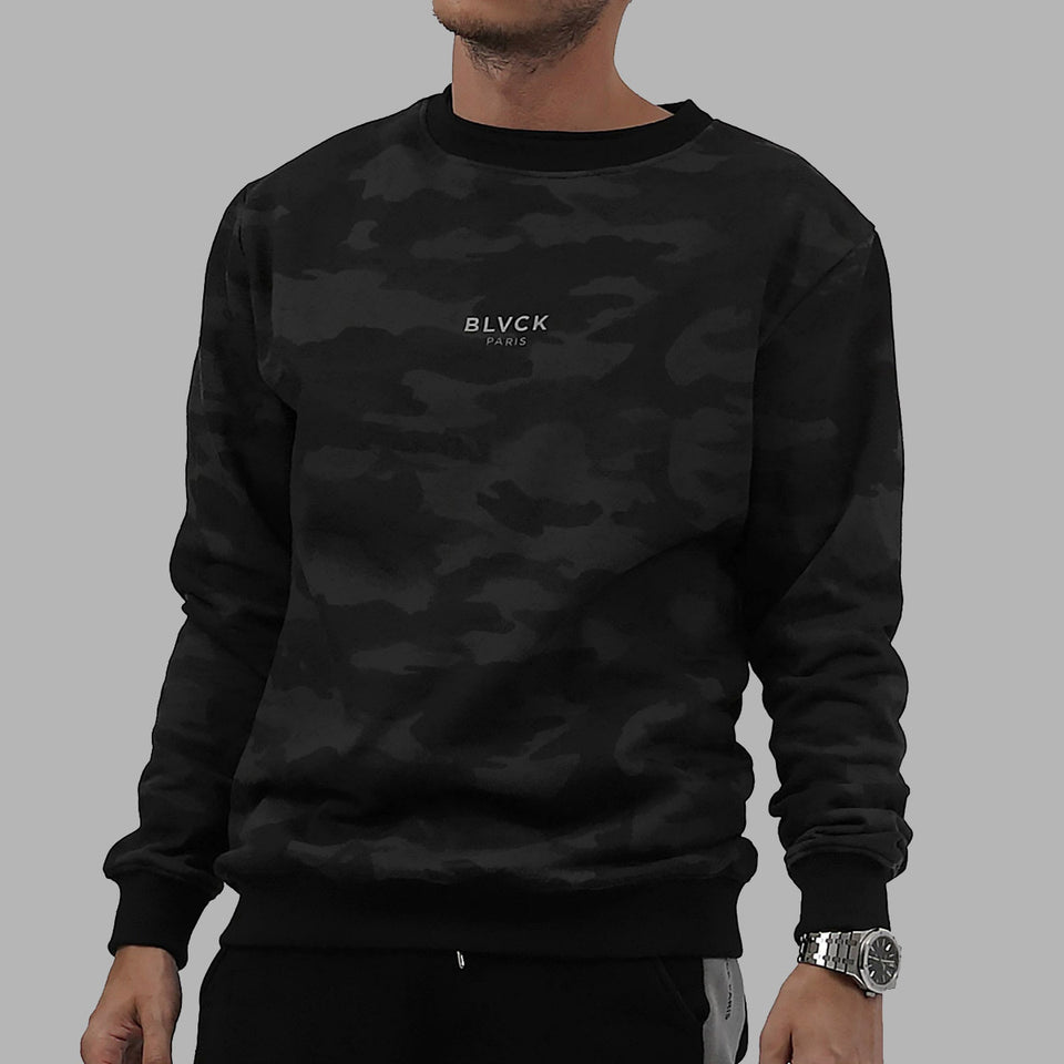 Exclusive Camo Sweater