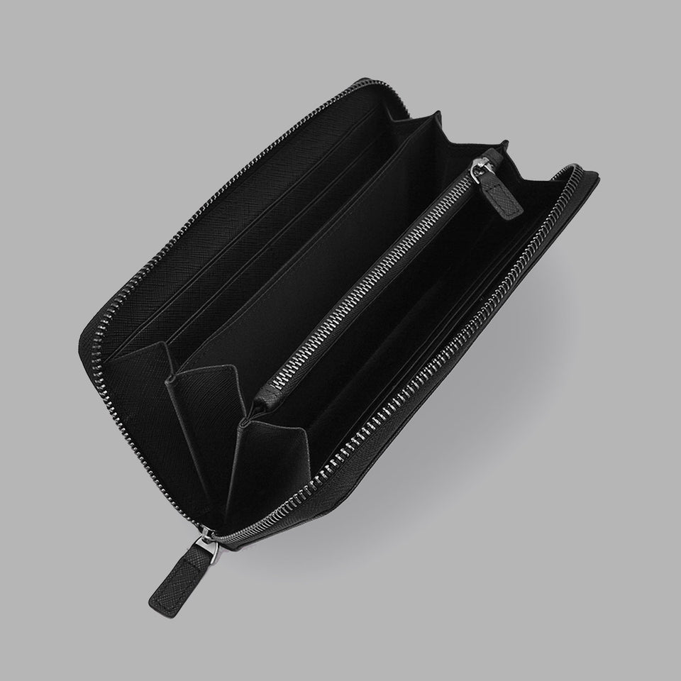 Classic Zipped Wallet