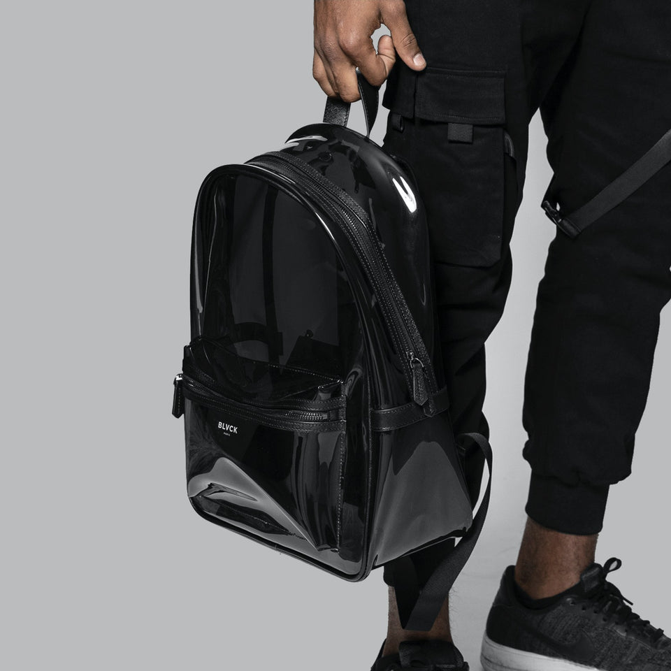 Blvck Clear Backpack