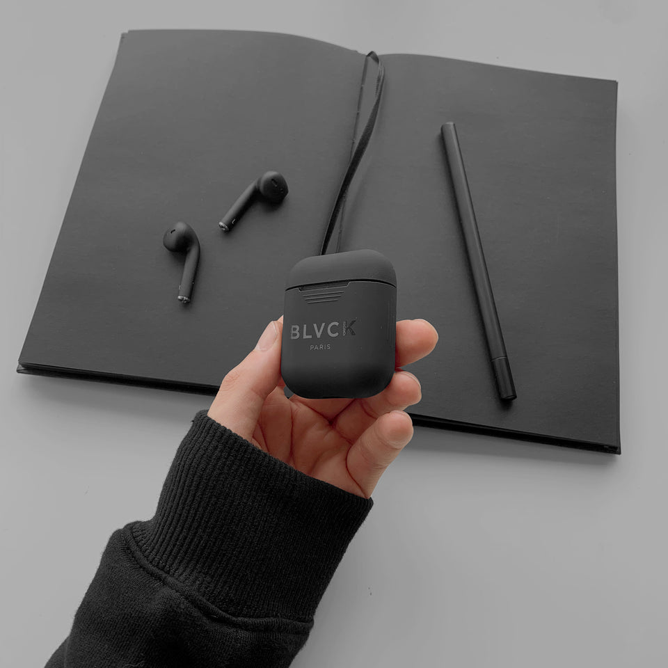 Blvck AirPods Matte Black Case
