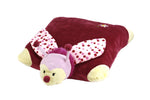 coussin BEEBEE l'Abeille rose