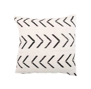 Block Print Cushion Cover ~ Arrow Head