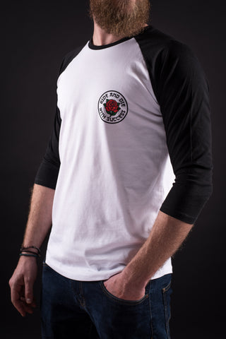 Rose Raglan shirt