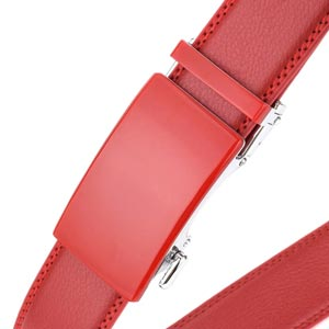 Automatic Buckle with Ratchet belt - Front facing