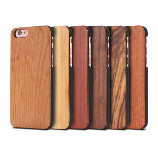 Natural Wood Phone Case Cover