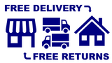 Free Shipping & Delivery