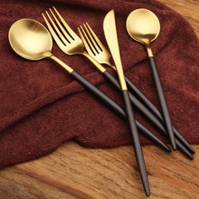 Ferro Aurum Black - Cutlery Set