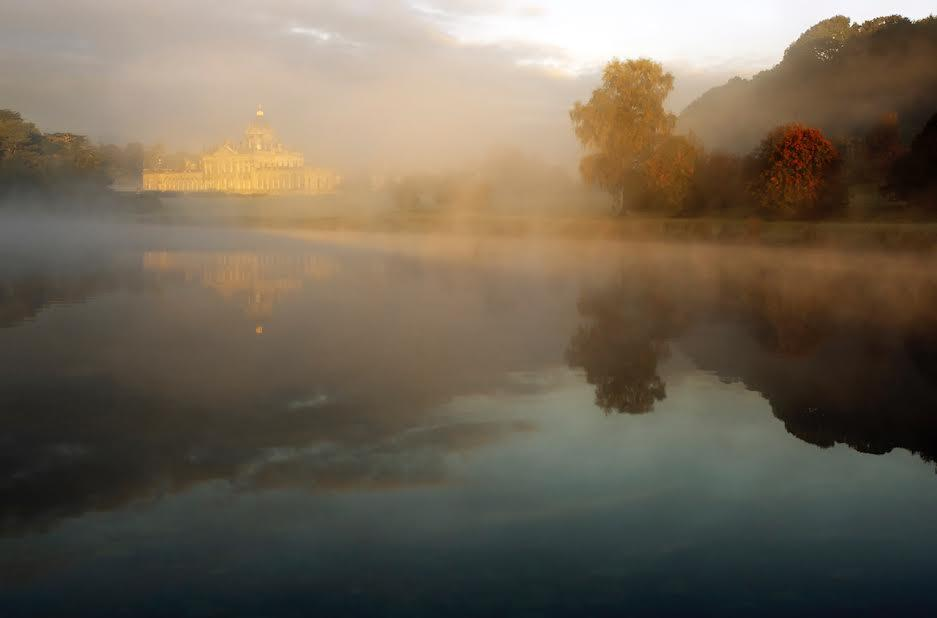 Jim Poyner and Nick Howard of Castle Howard, 'Photography: An Exhibition'.