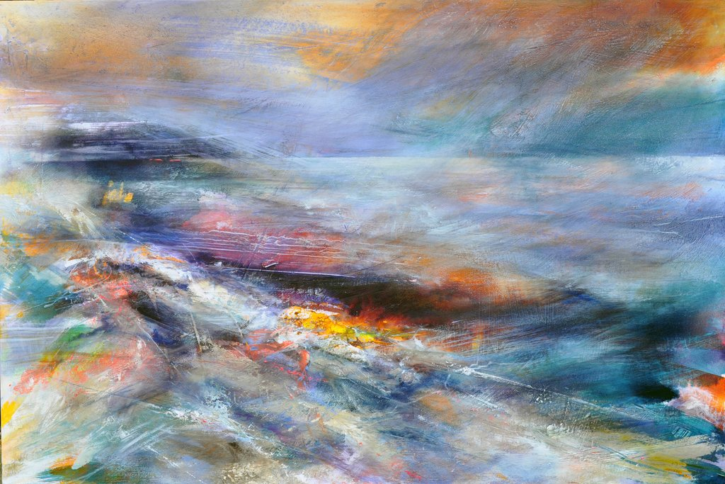 Freya Horsley: Contemporary Landscapes and Seascapes