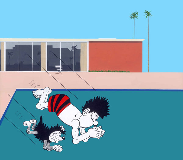 The Beano - Horace Panter