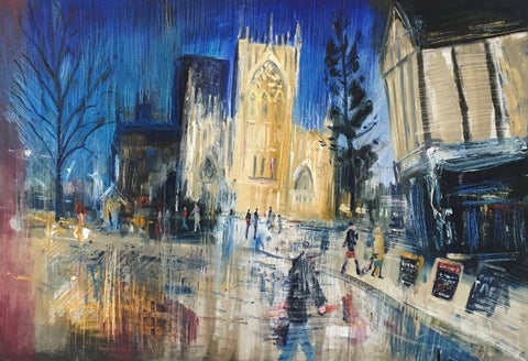 Richard Barnes - York Minster View