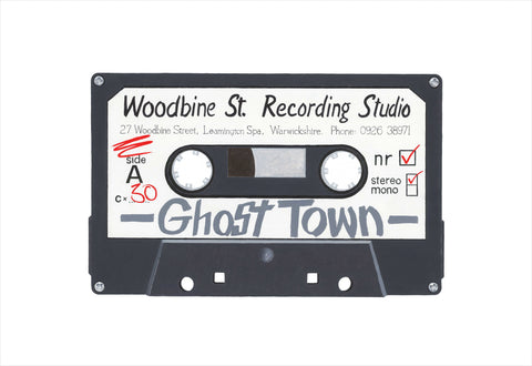 Horace Panter - Ghost Town (The Specials)