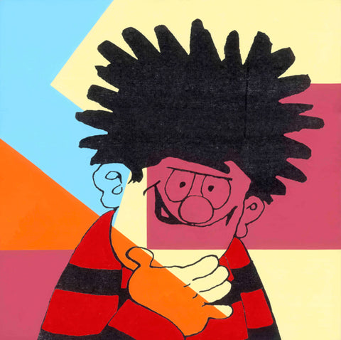 Horace Panter: Beano - Dennis Multicolour