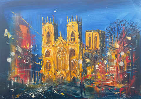 Richard Barnes - Golden Minster