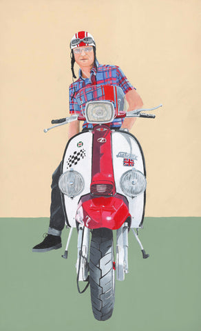 Horace Panter - Scooterist