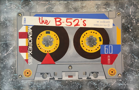 Horace Panter - B52s