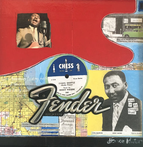 Horace Panter - MUDDY WATERS