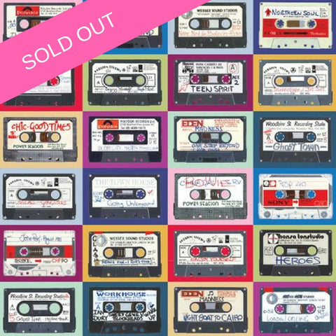 Horace Panter - Multi Cassette Technicolour