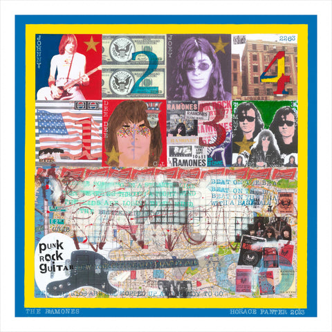 Horace Panter - The Ramones