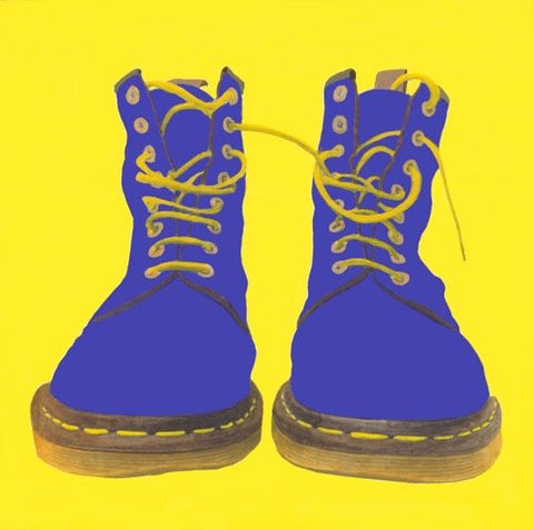 Horace Panter - Doctor Martens