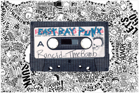 Horace Panter - Timebomb - Rancid